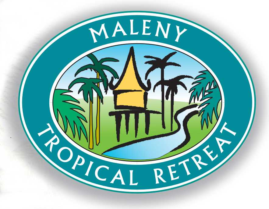 Our Tropical Retreat logo